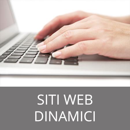 Siti web dinamici a Lecco, portali, e-commerce