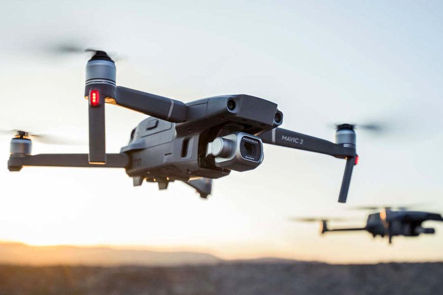 Mavic 2 pro fotografia da drone Lecco