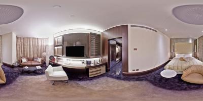 Tour virtuale Excelsior Hotel Gallia Milano